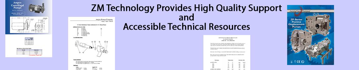 Technical Data - ZM Technologies