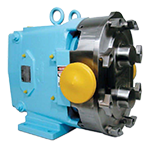remanufactured sanitary pump thumb